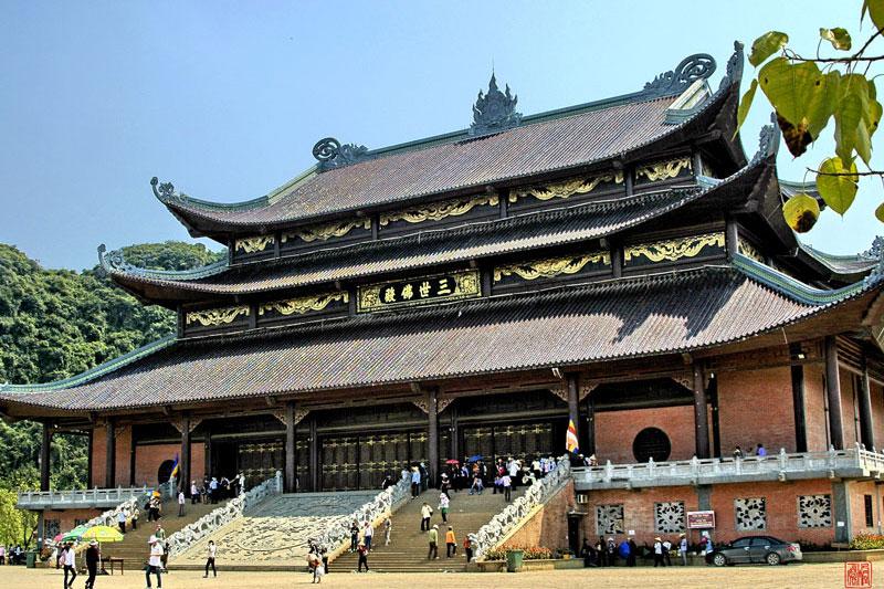 5 ngôi chùa cầu may linh thiêng dịp Tết Canh Tý 2020