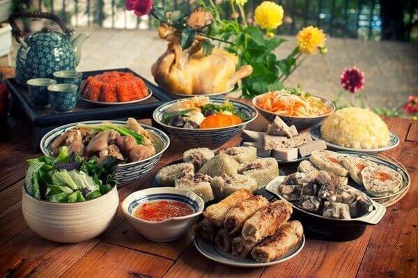 Khám phá bữa cơm tất niên không thể thiếu trên bàn ăn người Việt mỗi độ tết đến xuân về
