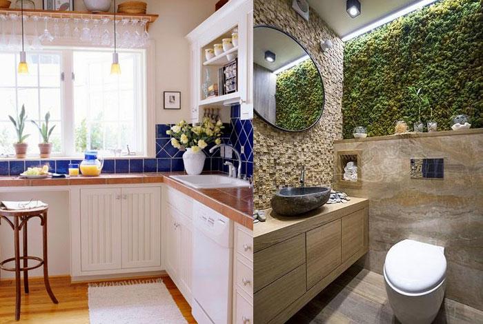 Năm 2020, vẫn chưa biết phong thủy phòng bếp và nhà vệ sinh thì đừng mong phát tài!