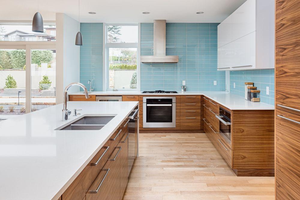 Quy tắc lựa chọn màu sắc phong thủy cho nhà bếp để không khí gia đình ấm cúng, cả nhà an khang
