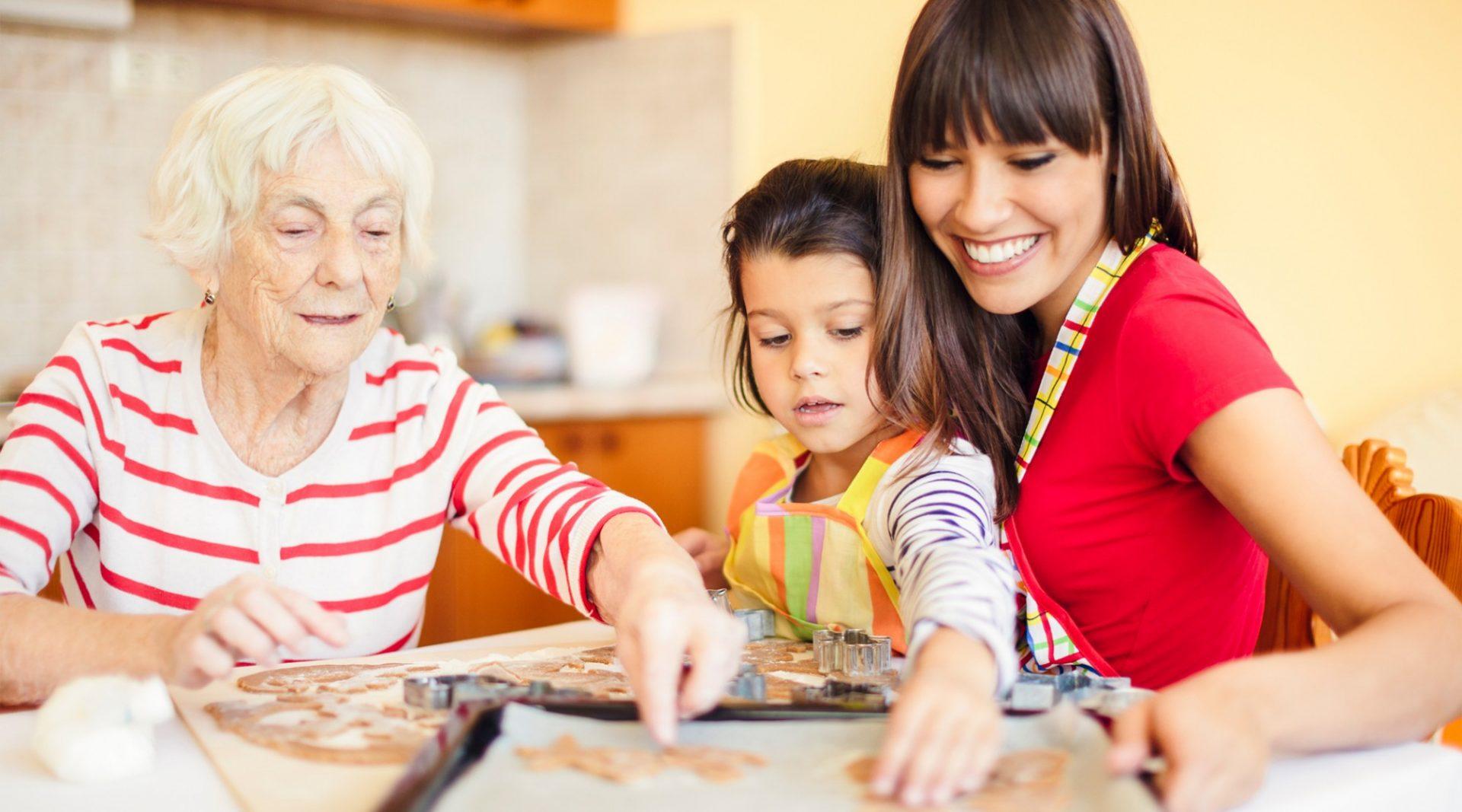Phong thủy phòng bếp giúp điều hòa quan hệ mẹ chồng nàng dâu