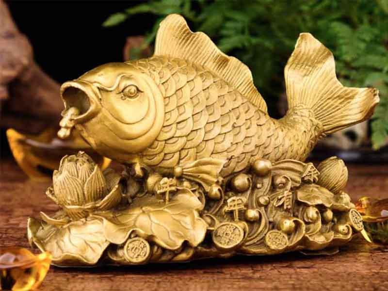 Biểu tượng cá chép trong phong thủy