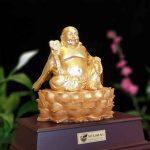 Cách đặt tượng Phật Di Lặc chuẩn phong thủy mang hồng phúc về nhà