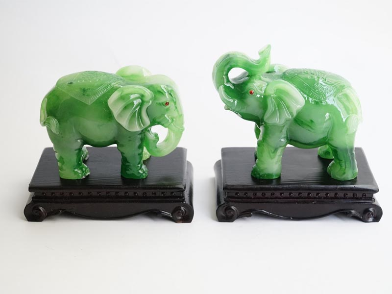 Biểu tượng voi  may mắn và thành công trong cuộc con người