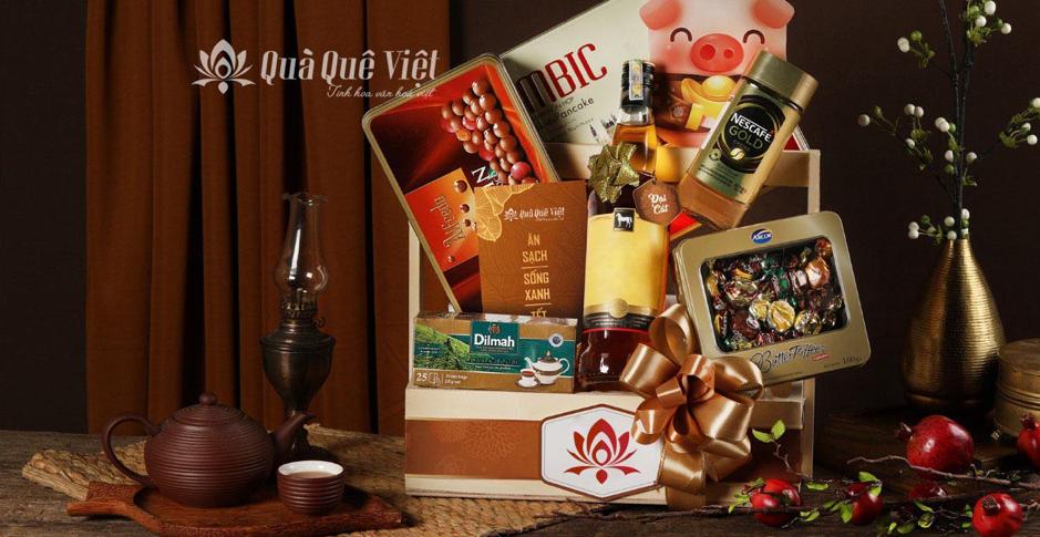 Quà Quê Việt nơi mua sắm online, offline chất lượng, uy tín và giá rẻ